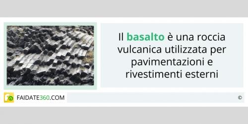 Rivestimenti in basalto