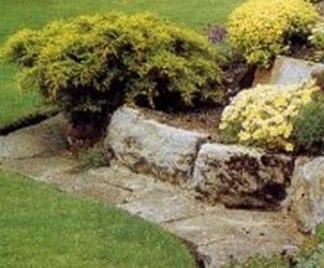 Aiuole per giardino for Mattoni per aiuole