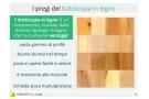 Battiscopa in legno: tipi, pro e contro, costi e montaggio