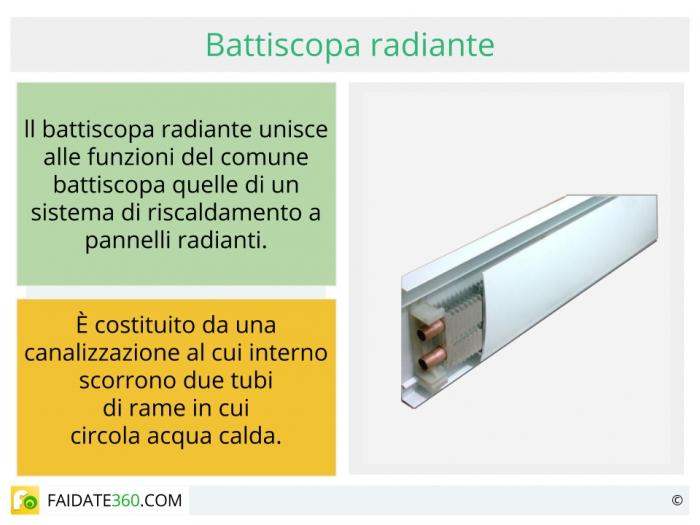 Battiscopa Radiante Tipi Costi E Posa In Opera