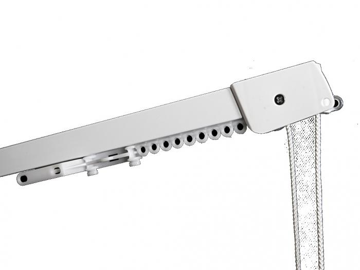 Binari Per Tende A Soffitto : Fissaggio parete e soffitto binario per tende steelglyde youtube