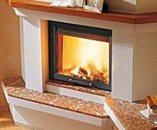 Caminetti riscaldamento - Stufe a legna per cucinare e riscaldare ...
