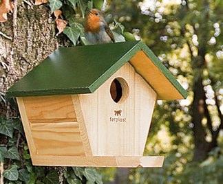 Casette per uccelli for Casette per conigli fai da te