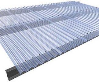 Pannelli in plexiglass per coperture for Lastre vetro sintetico