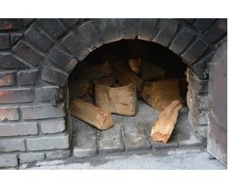 Forno in muratura come costruire un forno a legna da for Forno a legna in mattoni refrattari
