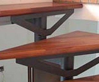 Scala in legno tutte le offerte cascare a fagiolo for Gradini in legno prezzi