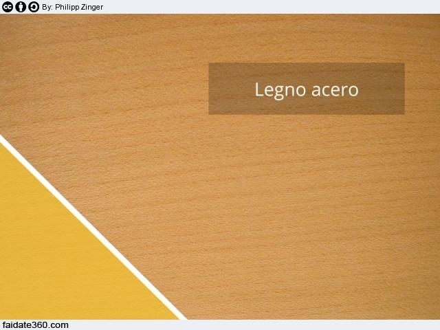 Legno acero caratteristiche tipi utilizzi prezzi - Tipi di legno per mobili ...