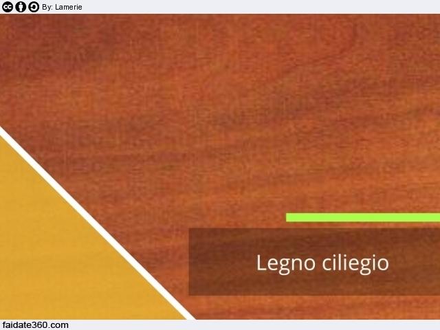 Legno ciliegio caratteristiche tipologie utilizzi - Abbinamento mobili ciliegio ...