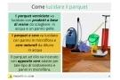 Lucidatura parquet: tecniche, prodotti e costi