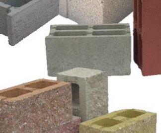 Mattoni di cemento