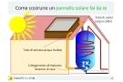 Pannelli solari fai da te