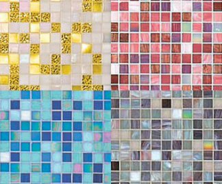 Piastrelle a mosaico - Piastrelle in pvc ...