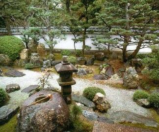 Pietre per giardino for Giardini con pietre