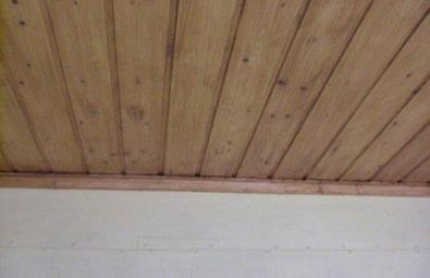 Perline pvc effetto legno pannelli termoisolanti for Perline in legno per pareti prezzi