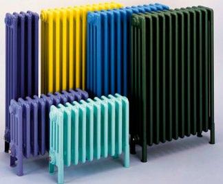 Radiatori colorati for Radiatori arredo prezzi
