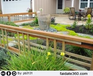 Recinzione giardini great recinzioni in legno with for Recinzioni giardino legno