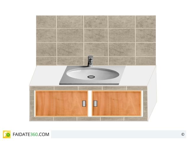 Bagno in muratura pro e contro costi e realizzazione fai da te for Costi vasche da bagno