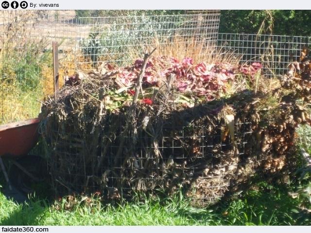 Compostaggio domestico dei rifiuti istruzioni per il fai - Compost casalingo ...