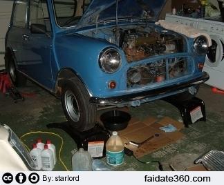 Cambio olio motore e sostituzione filtro