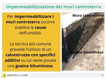 Impermeabilizzazione terrazzi: prodotti, costo e realizzazione