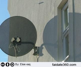 Installazione parabola