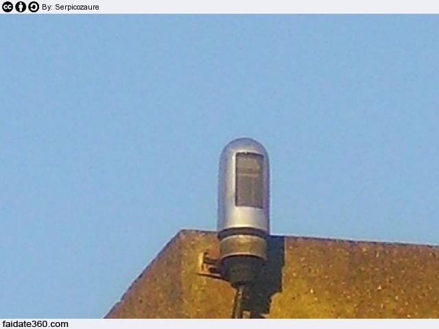 Interruttore crepuscolare - Portalampada con sensore crepuscolare ...