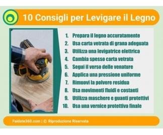 Levigare il legno - Levigare il parquet senza togliere i mobili ...