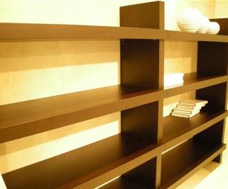 Libreria fai da te come costruire una libreria in legno for Mensole economiche