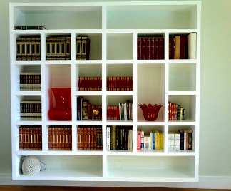Librerie in cartongesso for Leroy merlin librerie
