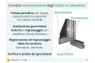 Manutenzione infissi in alluminio: prodotti ed interventi per telaio, guarnizioni e ferramenti