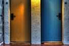 Manutenzione della porta blindata