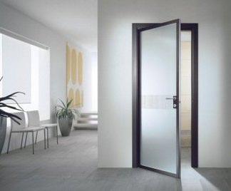 Montare una porta