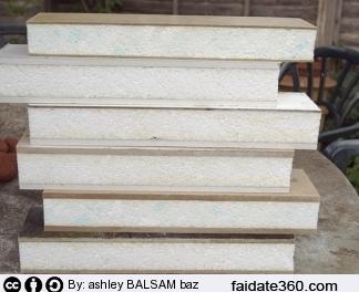 Pannelli coibentati per tetti e per interni - Materiale isolante termico ...