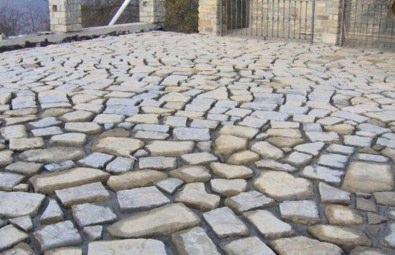 Pavimenti fai da te - Pietre da esterno pavimenti ...