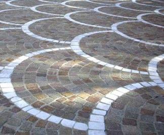 Pavimenti in porfido - Costo posa piastrelle al metro ...