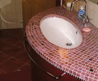 Posa mosaico - Posa mosaico bagno ...
