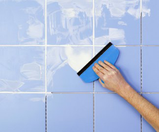 Stucco per piastrelle - Pitturare piastrelle bagno ...