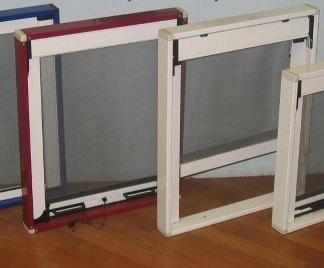 Zanzariere per porte e finestre tipologie caratteristiche e prezzi - Zanzariera finestra fai da te ...